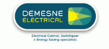 Demesne Electrical Logo