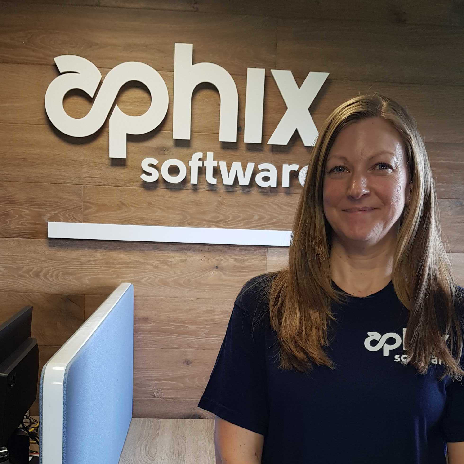 Collette Clery, Aphix Office Manager